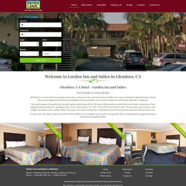 Garden Inn and Suites in Glendora