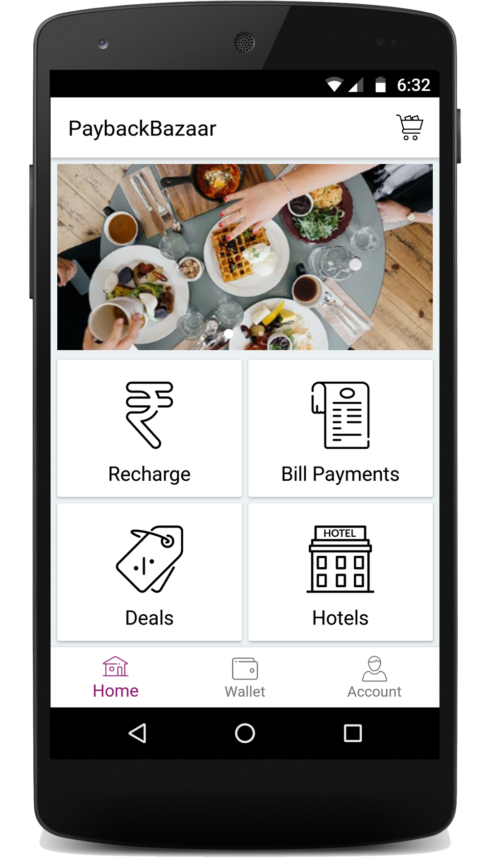 Recharge | Bill Payments | Deal Marketplace